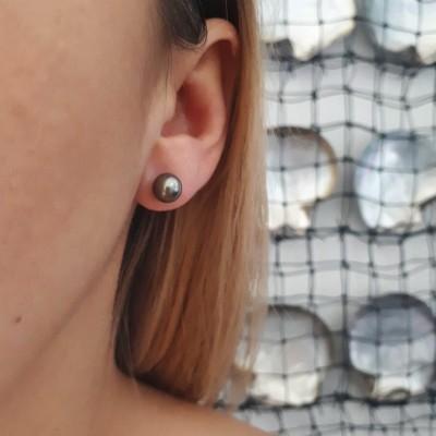 Boucles d'oreilles Maeata