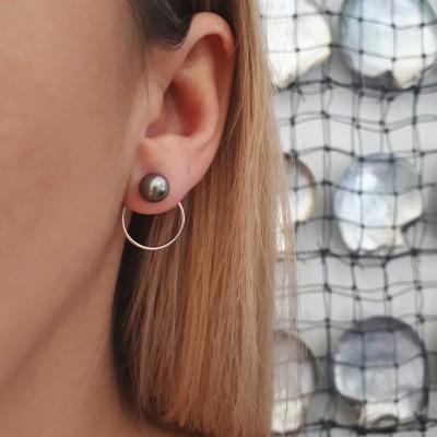 Boucles d'oreilles Heimiri