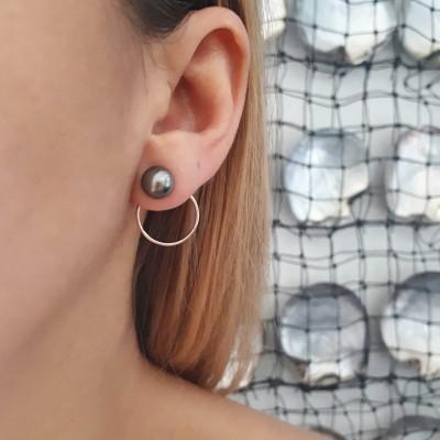 Boucles d'oreilles Heitaina
