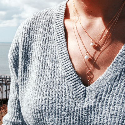 Collier Equilibre
