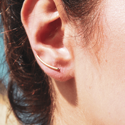 Bijoux d'oreilles Tess