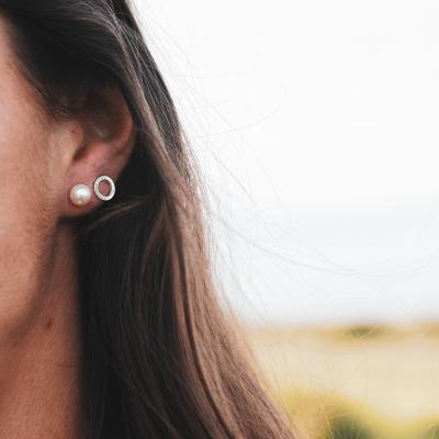 Boucles d'oreilles Léa