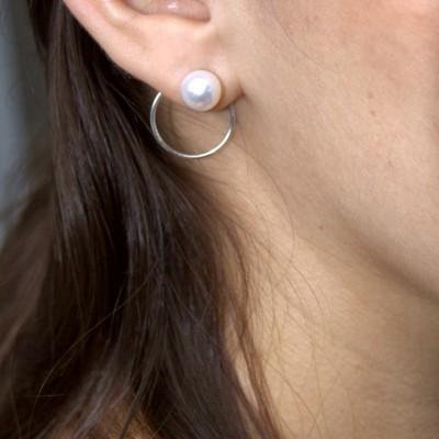 Boucles d'oreilles Ariane