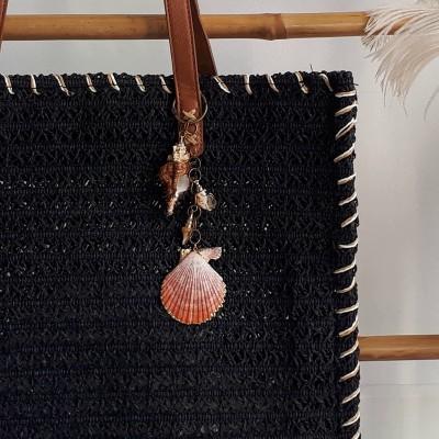 Bijou de sac coquillages