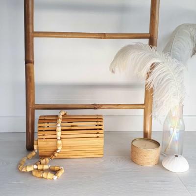 Sac bambou rectangulaire