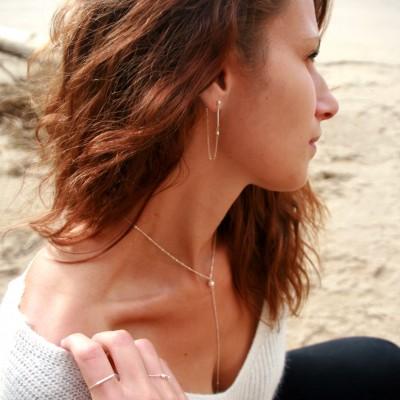 Boucles d'oreilles - Secret...