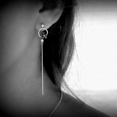 Boucles d'oreilles Vahiné