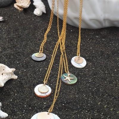 Colliers - Médaille de...